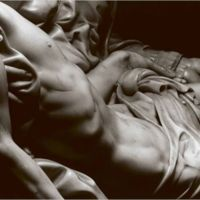 The Vatican Pieta torso detail.jpg