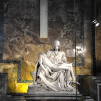 The Vatican Pieta tourist shot.jpg