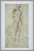 study of mercury and apollo louvre.jpg